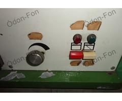 Öntödei nyomásmérő