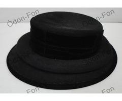 Nyúlszőr kalap
