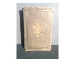 Officium Divinum zsolozsmáskönyv (1893)