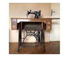 Junker&Ruh varrógép