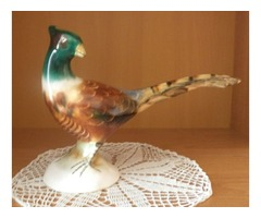 Bodrogkeresztúri porcelán madarak