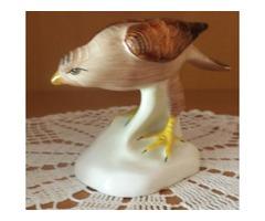 Pici Bodrogkeresztúri porcelán madarak