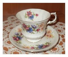 Royal Albert porcelán teás csésze