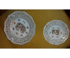 Régi antik tányér