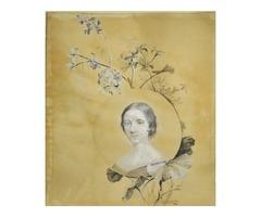 Jendrassik Jenő Női portré