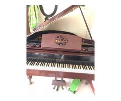 Stingl original zongora
