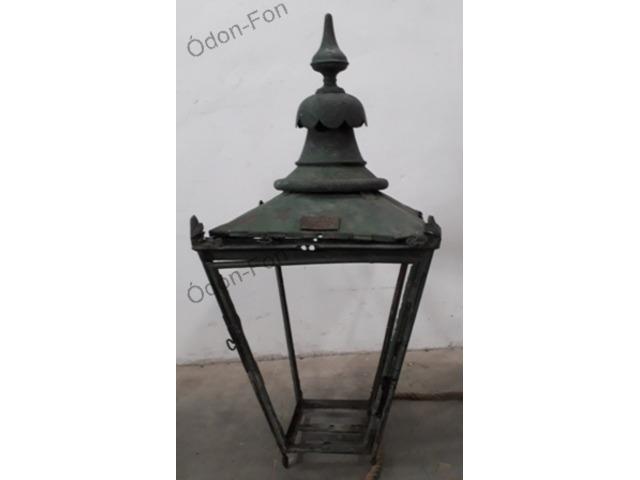 Kültéri lámpafej