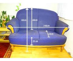 német kanapé