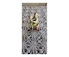 Porcelán szobor