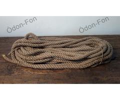 Fonott kötél