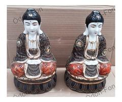 Ülő Buddha pár