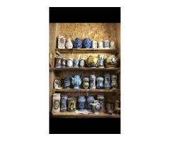 Patikaedény gyűjtemény, albarello