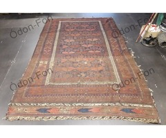 Türkmén Beludzsisztán szőnyeg