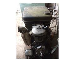 Csepel motoros szivattyú, generátor stb.