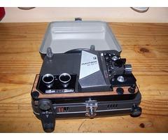 Filmvetítőgép Régi- Táskás