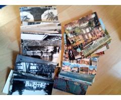 Régi és szines képeslapok