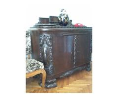 1920-as 3 részes tálaló szekrény