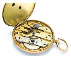 Gyonyoru kulcsos arany18k 46,8 g zsebora