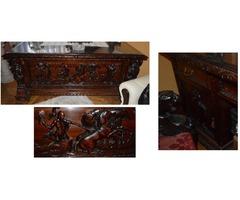 Eladó XIX. sz. vége, neoreneszánsz korabeli bútorok