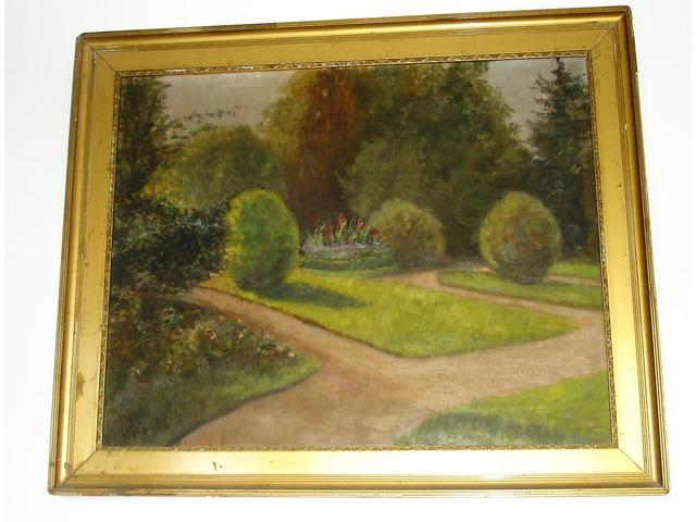 Horovitz Lipót: Park