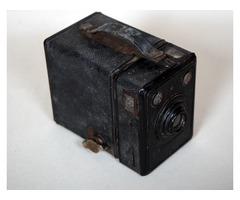 Kodak Box 620 roll filmes fényképező