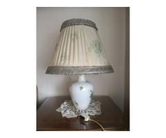 Eladó Herendi lámpa