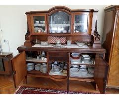 Neo-barok tálaló szekrény