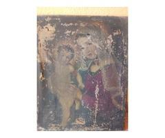 320 éves Vászon festmények