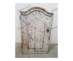 Barokk falitéka ajtó