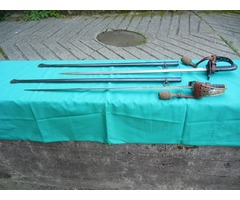 Tábori és tiszti kard sweic