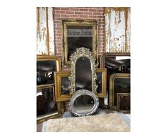 Felújított, restaurált, antik tükrök