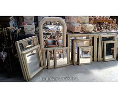 Többféle fehérre antikolt régi falitükör kapható