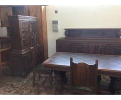 Antik bútor -  Ebedlő Szett