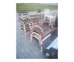 Kerti szék strandszék csővázas székek