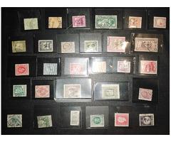 Antik bélyegek