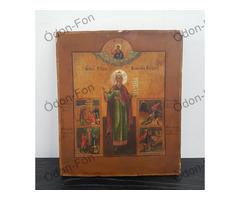 Orosz ikonfestő - Ikon