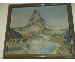 Olaj festmények