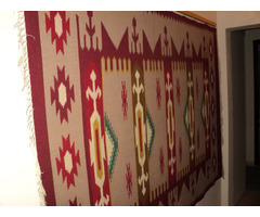Régi Torontáli szőnyeg.