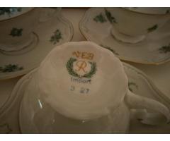 Reichenbach kávés csészék