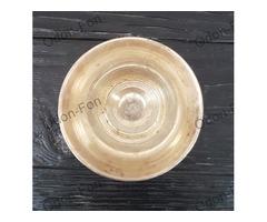 Ezüstözött alpaka pohár