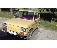 "Fiat Polski 126P ""Kispolski"""