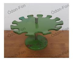 Zöld pecsétnyomó tartó