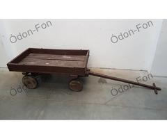 Lapos kocsi festett barna