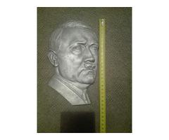 A.Hitler fej