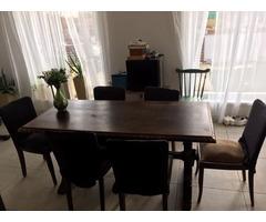 Eladó Hollnad Colonial íróasztal, vagy étkezóasztal!