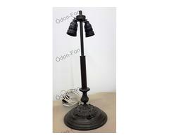 Bronz asztali lámpa