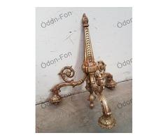 3 karú bronz falikar