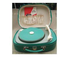 Supraphon (retro) lemezjatszo gramofon