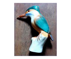 Porcelán madárka