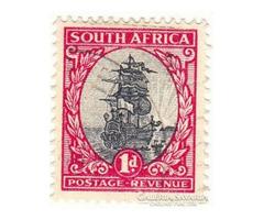 Dél-afrikai köztársaság forgalmi bélyeg 1926